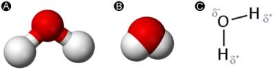 molekul air