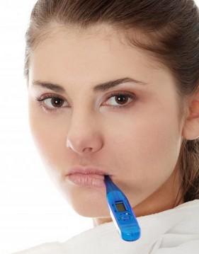 Termometer klinis mulut