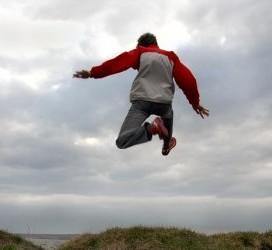 jatuh bebas