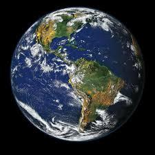 Bumi berputar karena gaya sentrifugal