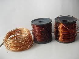 Logam tembaga yang lentur dapat dipakai kabel listrik