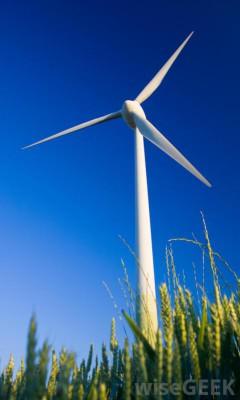 energi potensial angin