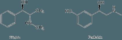 benzena - efedrin dan feniledrin