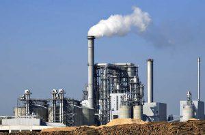 Contoh emisi dari proses industri
