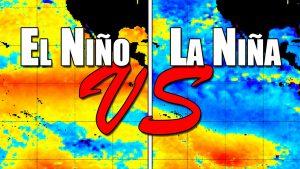 Perbedaan antara La Nina dan El Nino