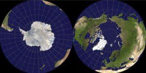 Perbedaan antara artika dan antartika
