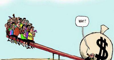 Contoh Kesenjangan Ekonomi